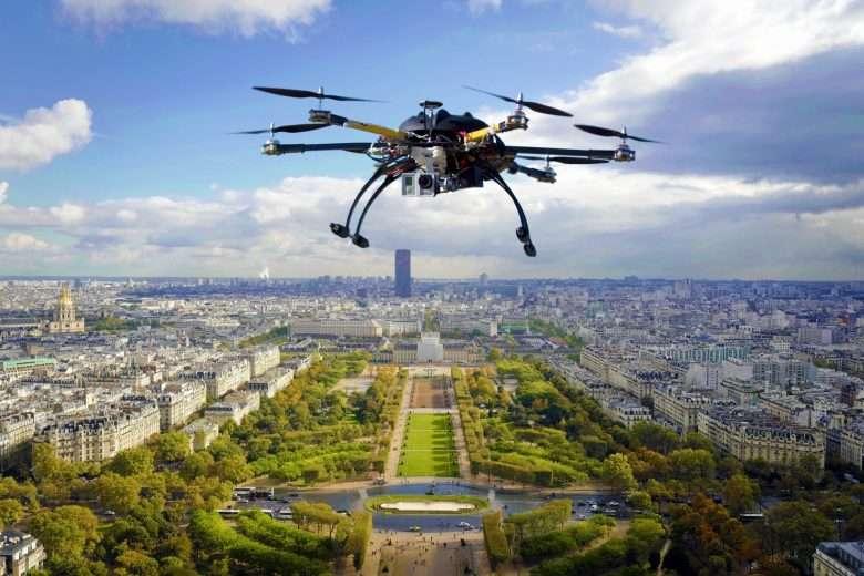 video drone service